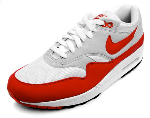 Nike Air Max Red And White
